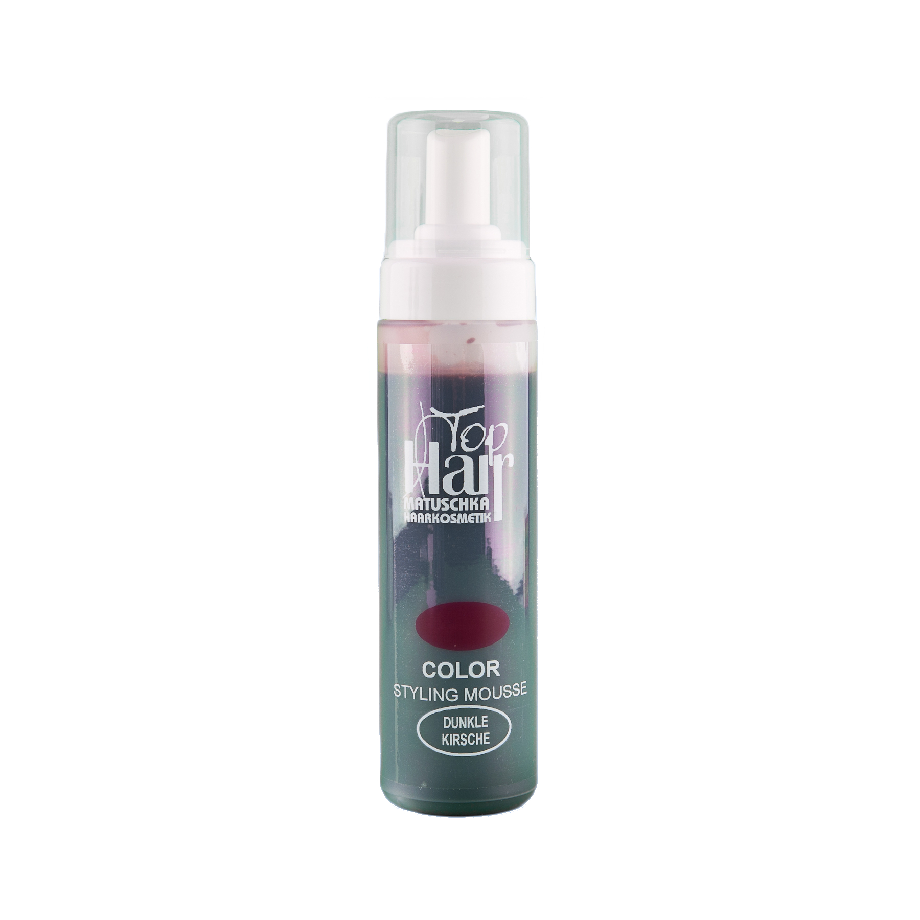 Color Styling Mousse Dunkle Kirsche  200ml