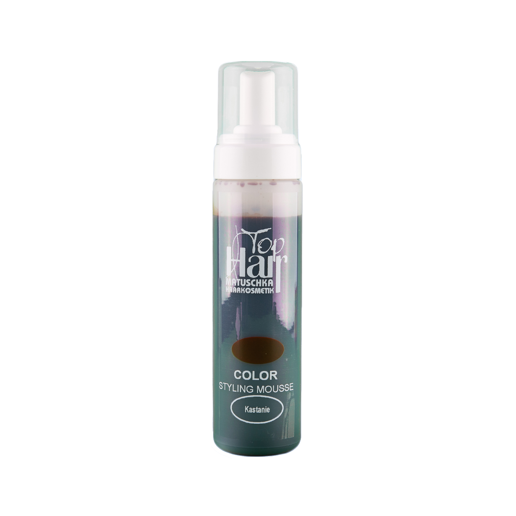 Color Styling Mousse Kastanie  200ml