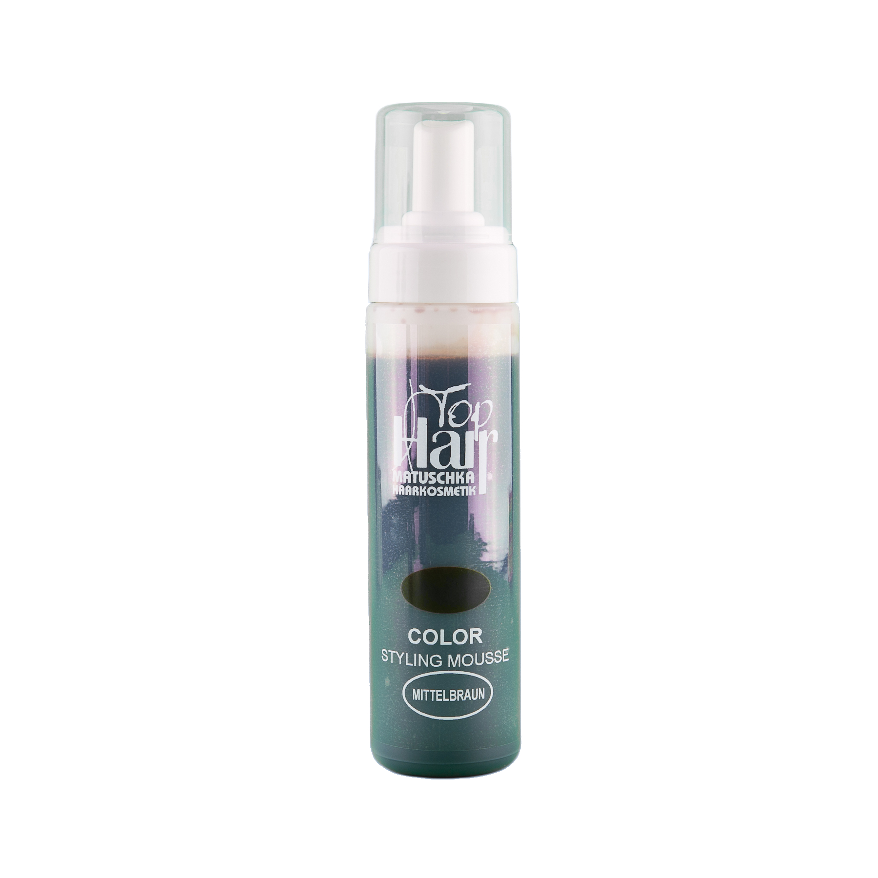 Color Styling Mousse Mittelbraun  200ml