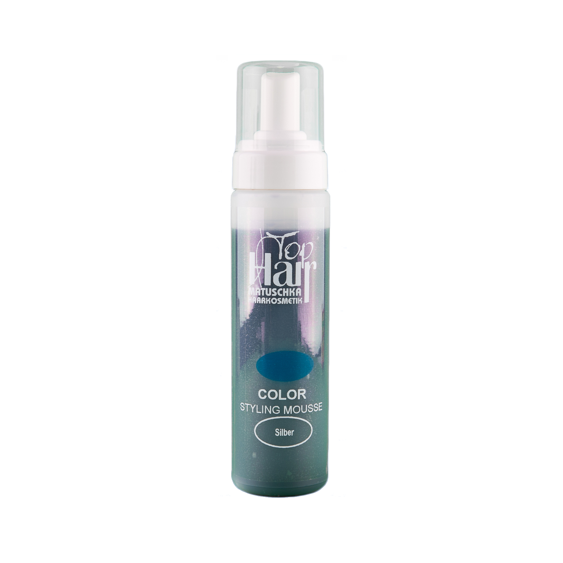 Color Styling Mousse Silber  200ml