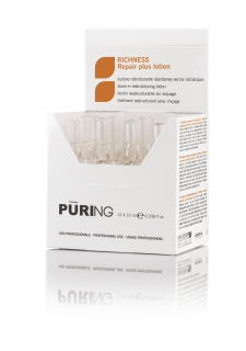 Puring Richness Intense Plus Lotion  12x10 ml