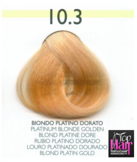 Puring Tutto colors 10.3 BIONDO PLATINO DORATO 100ml