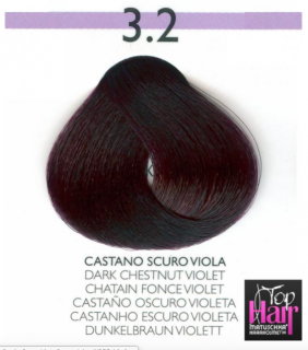 Puring Tutto colors 3.2 CASTANO SCURO VIOLA 100ml