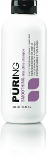 Puring treatment Smoothing šampon pro zkrepatělé vlasy  350ml
