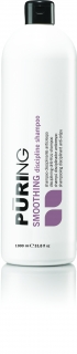 Puring treatment Smoothing šampon pro zkrepatělé vlasy 1000ml